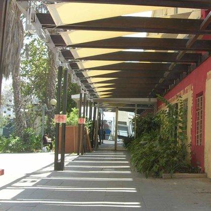 תכנון סביבתי ושיפוץ מכללת סמינר הקיבוצים בתל אביב- תפיסת המרחב הציבורי