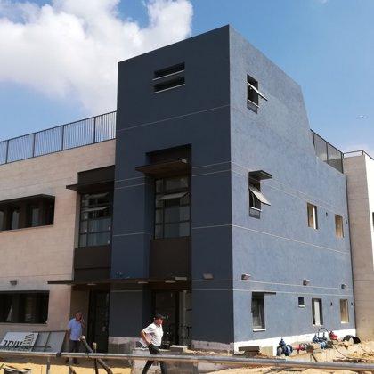 תיעוד תהליך הבניה