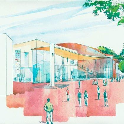 תחרות לתכנון האגף החדש במוזיאון תל אביב לאמנות