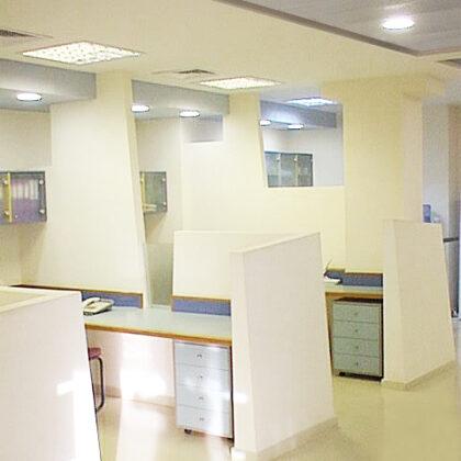 משרדי חברת אקיר
