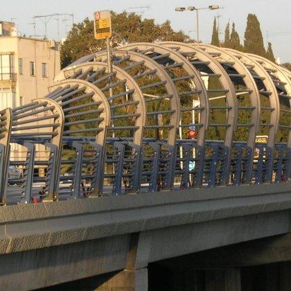 פרויקט לה גארדיה - המסגר, תל אביב / פיתוח סביבתי ותשתיות - הגשר